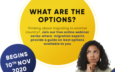 Webinar- What are the Options?