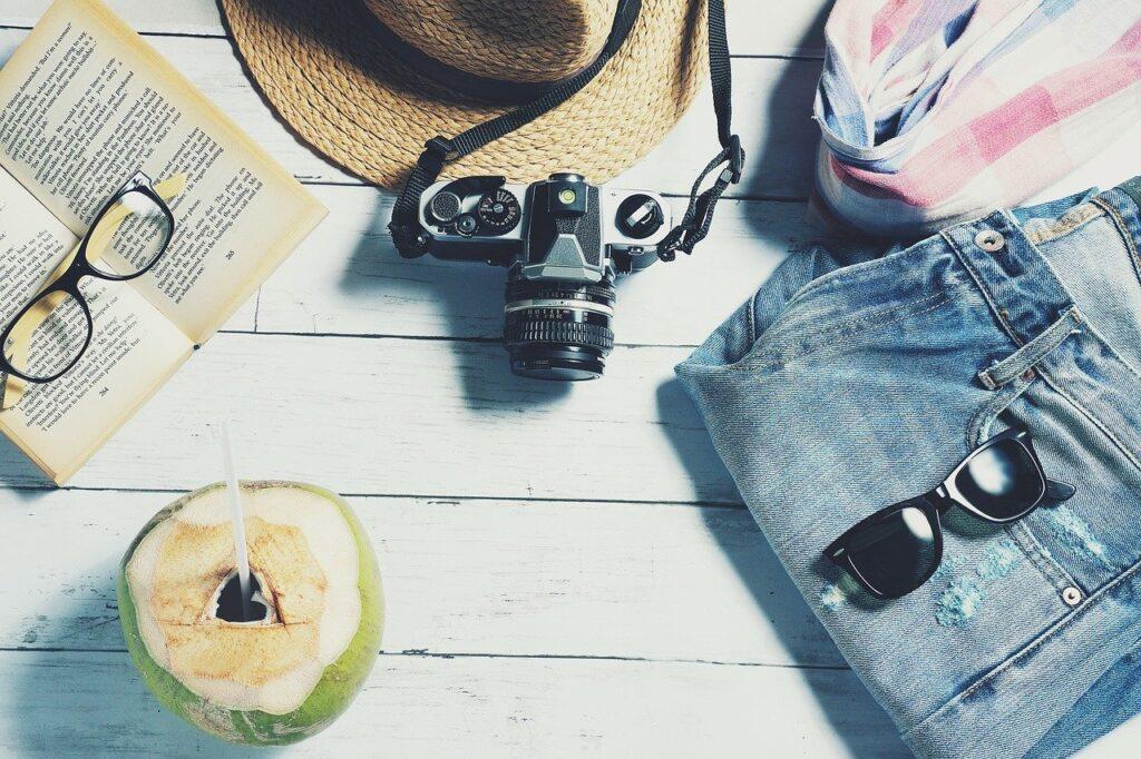 Summer vacation destinations